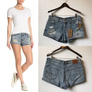 NWT Lucky Brand jeans shorts